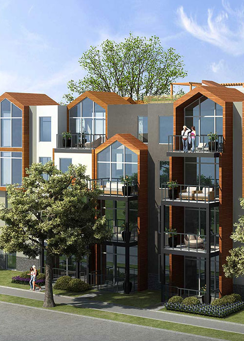 New Luxury Condos for Sale Near Edmonton's Whyte Avenue – The Arbor At Avenue 83.